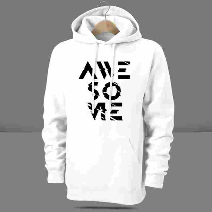 Sweater Hoodie Awesome