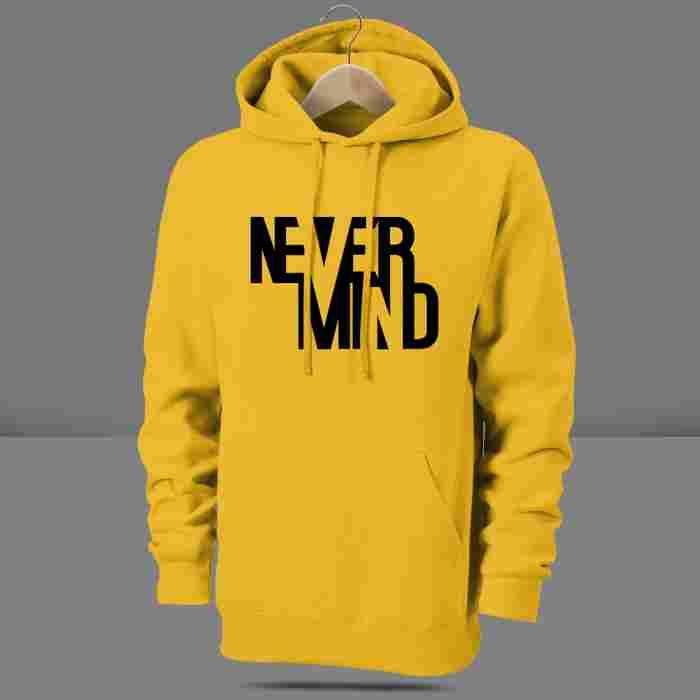 Sweater Hoodie Never Mind