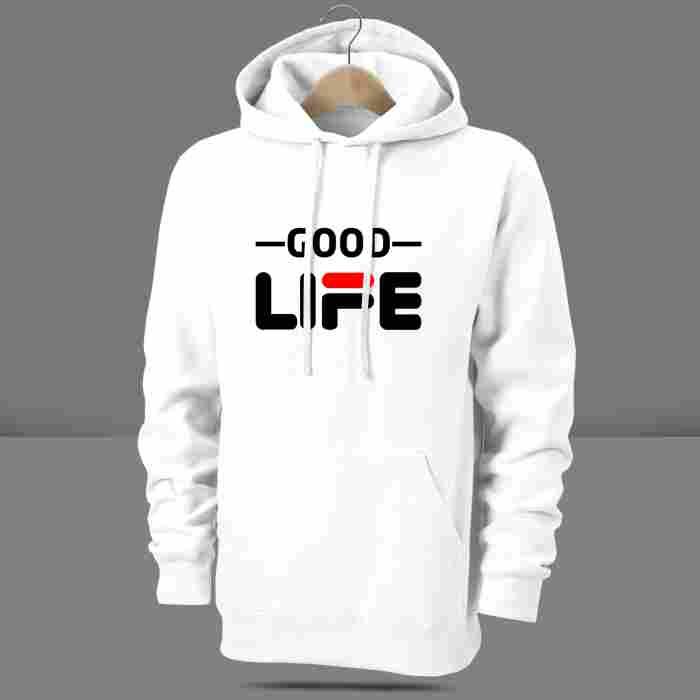 Sweater Hoodie Good Life