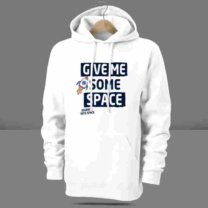 Sweater Hoodie Give Me Some Space