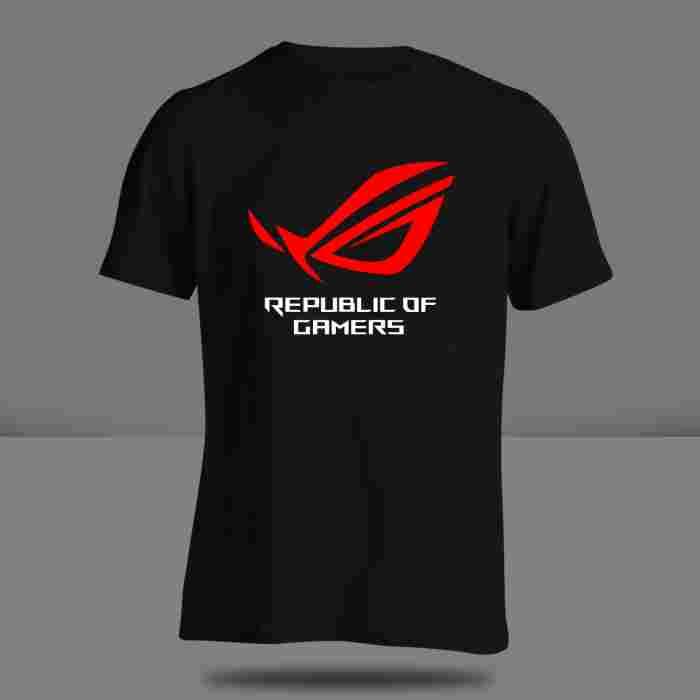 T-shirt Republic Of Gaming ( S - M - L )