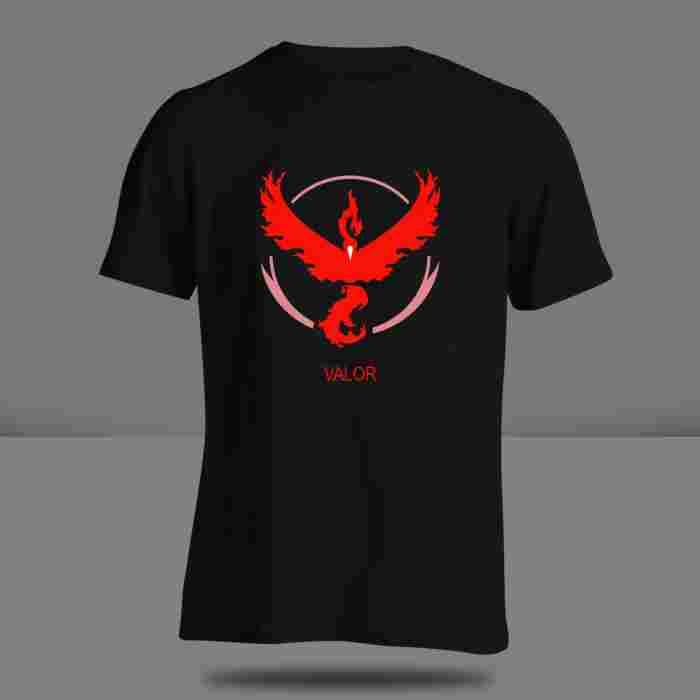 T-shirt  Pokemon Team Valor ( S - M - L )