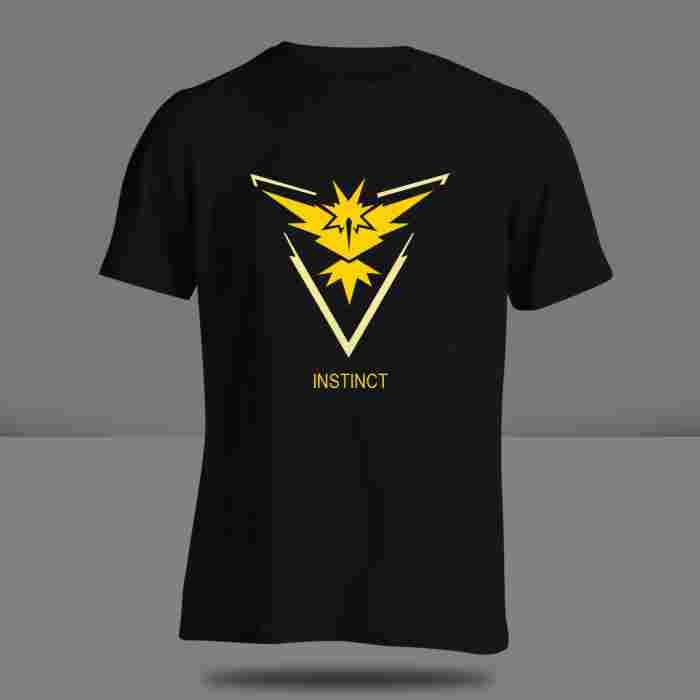 T-shirt Pokemon Team Instinct ( S - M - L )