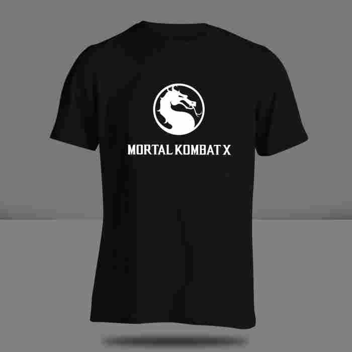 T-shirt Mortal Kombat ( S - M - L )
