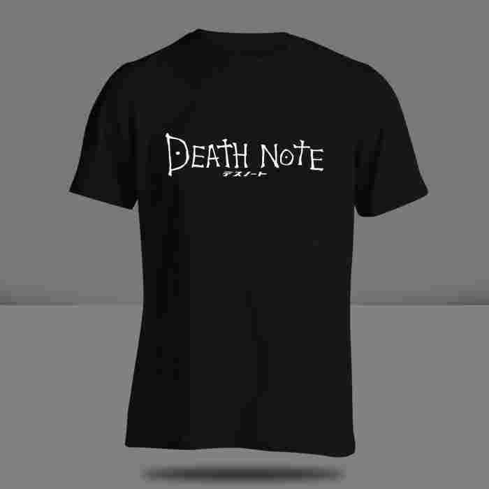 T-shirt Death Note ( S - M - L )