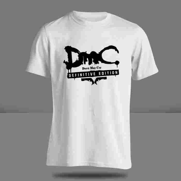 T-shirt DMC Devil May Cry ( S - M - L )
