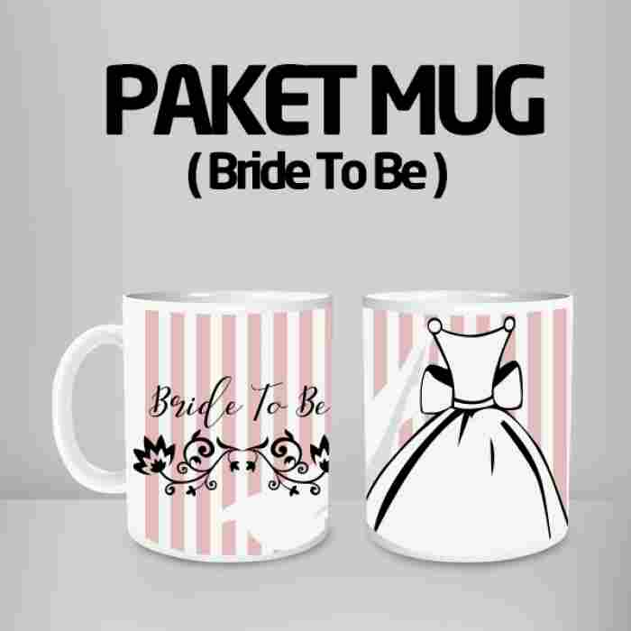 Mug  Bride to be Code #14