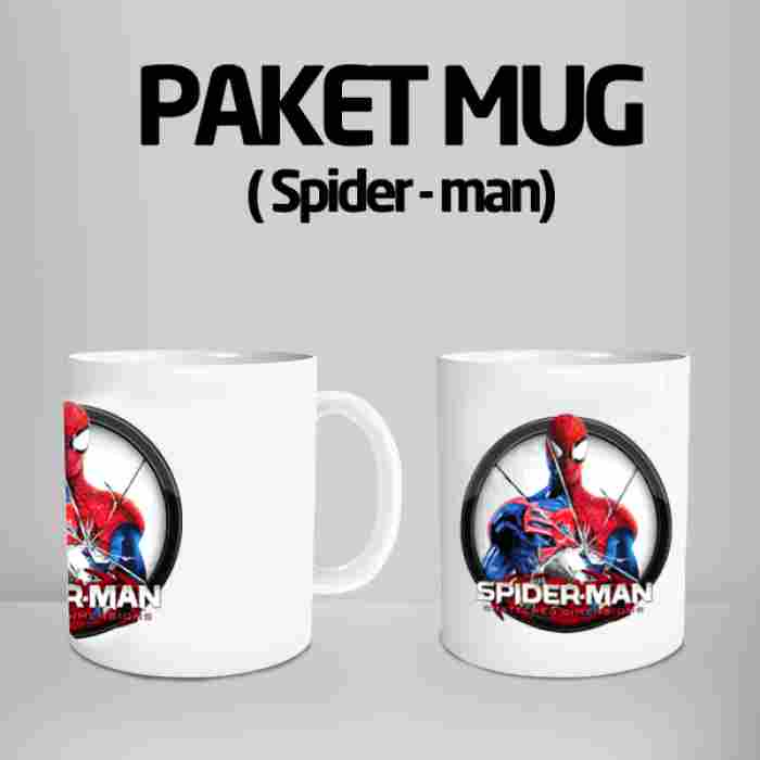 Mug Spiderman 01