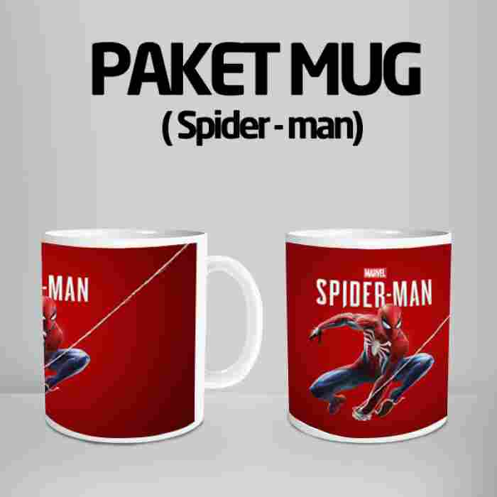 Mug Spiderman 03