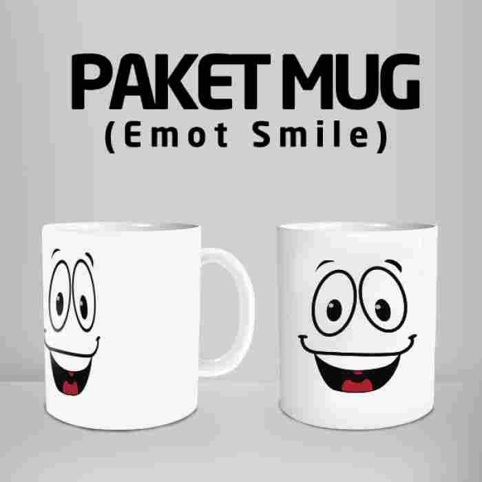 Mug Smile 01 Code #08