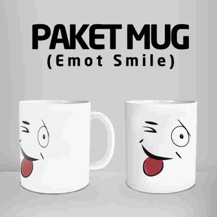 Mug Smile 02 Code #09