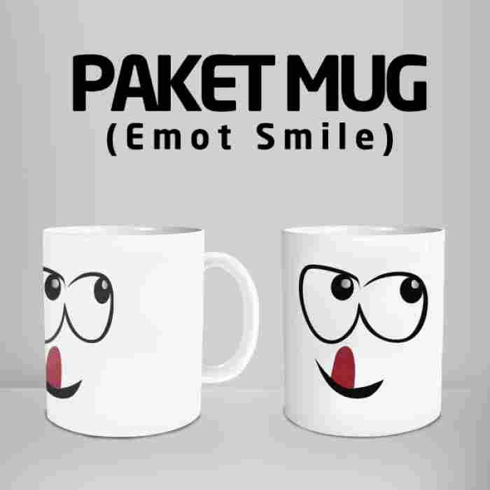 Mug Smile 04 Code #11