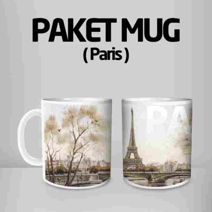 Mug  Paris Code #16