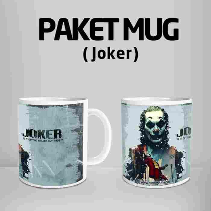 Mug Joker Code #18