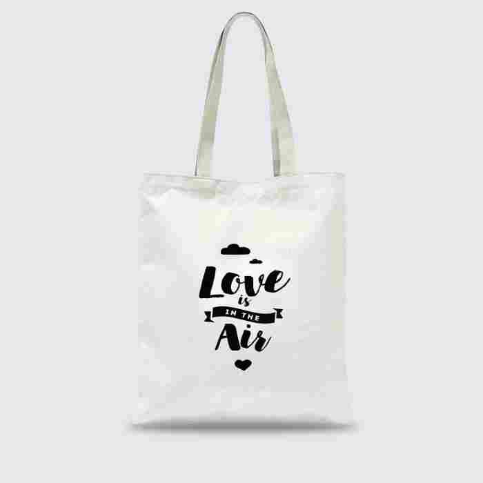 Tote Bag Premium (30 x 40 cm) 1 Warna 0205