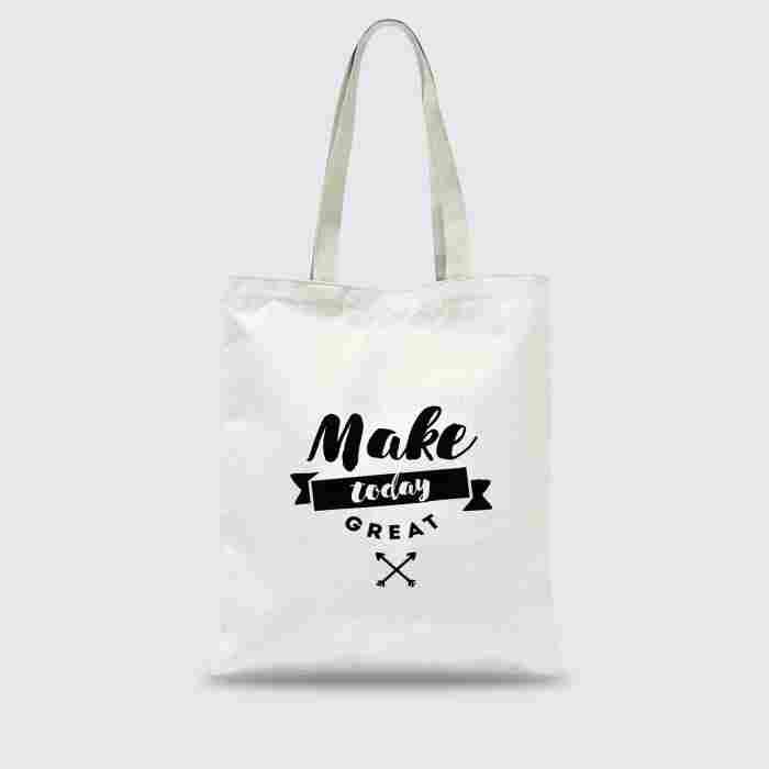 Tote Bag Premium (30 x 40 cm) 1 warna 0204