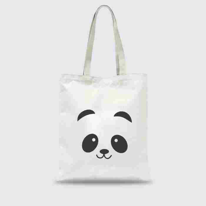 Tote Bag Premium (30 x 40 cm) 1 Warna 0201