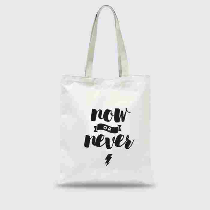 Tote Bag Premium (30 x 40 cm) 1 Warna 0203