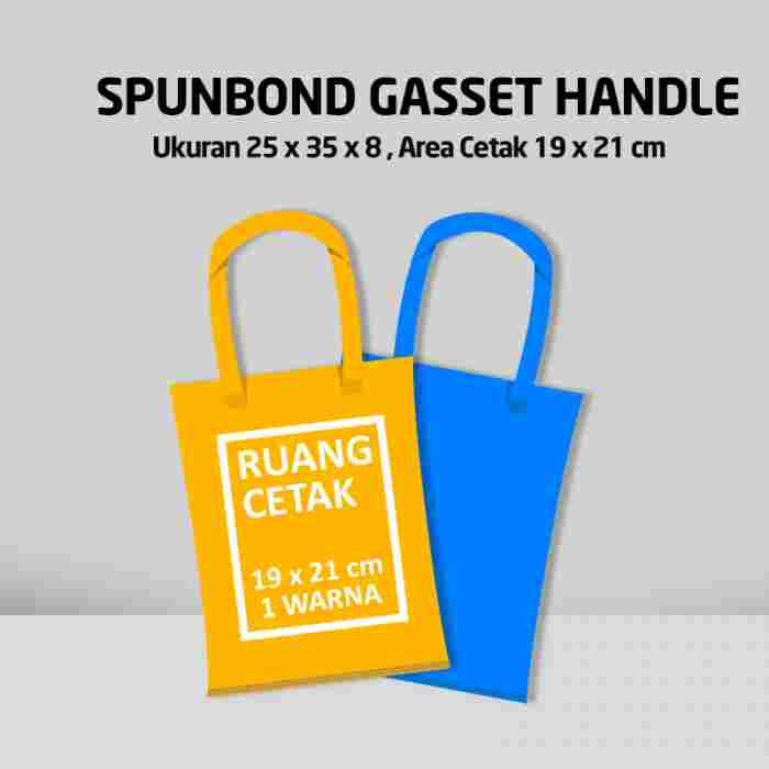 Custom Spunbond (25x35cm)