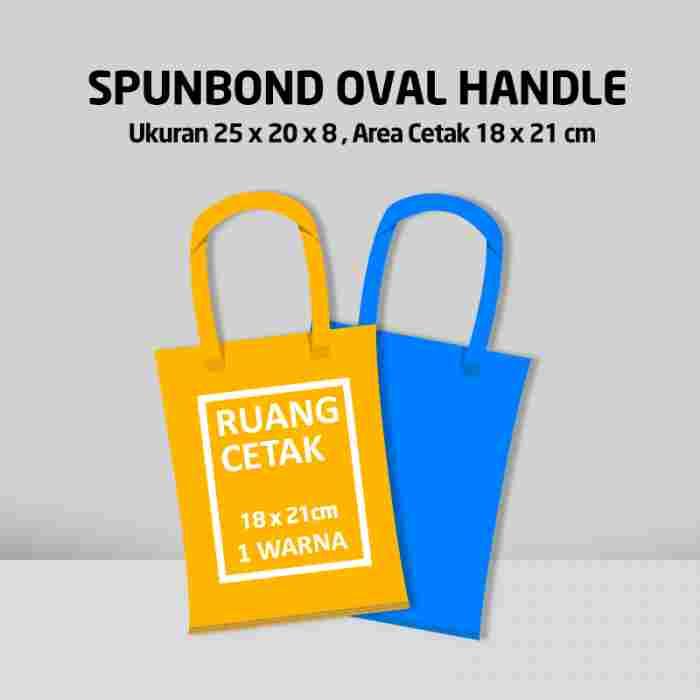 Custom Spunbond (20 x 25 cm)