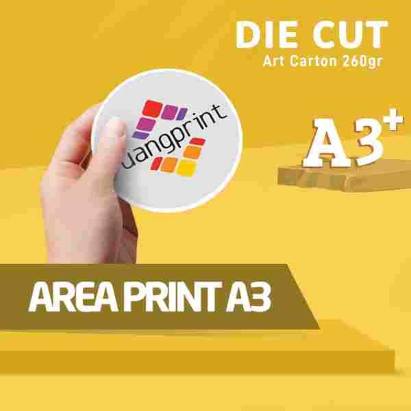 PAKET Print & Die Cut Art Carton 260gr A3