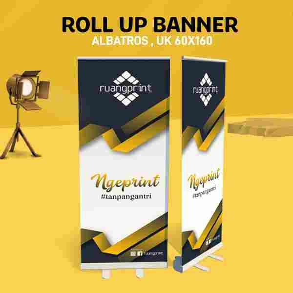 Roll Up Banner 60 x 160 cm (Albatros)