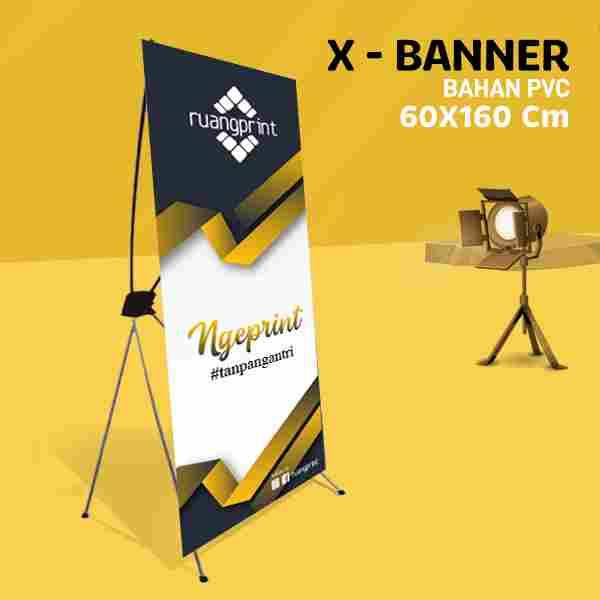 X Banner 60 x 160 cm (PVC)