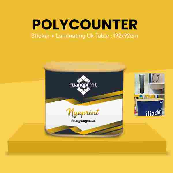 Polycounter RS (Tanpa Header)