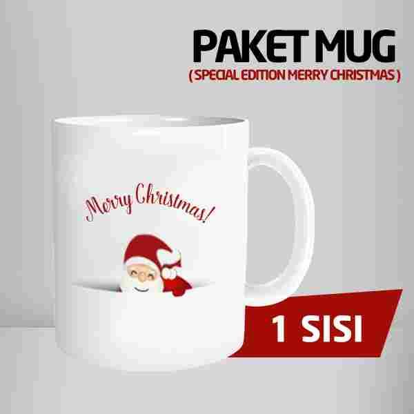 Mug Merry Christmas #01 Code