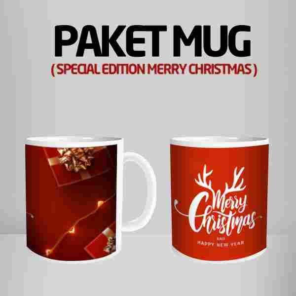 Mug Merry Christmas #02 Code