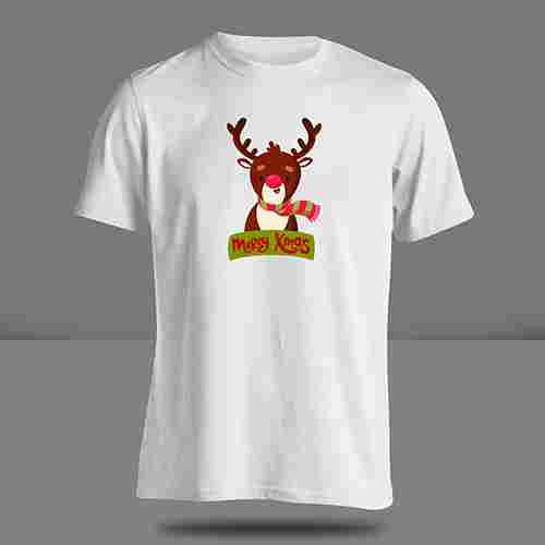 T-Shirt Merry Christmas #04 ( S, M, L ) 1 Side