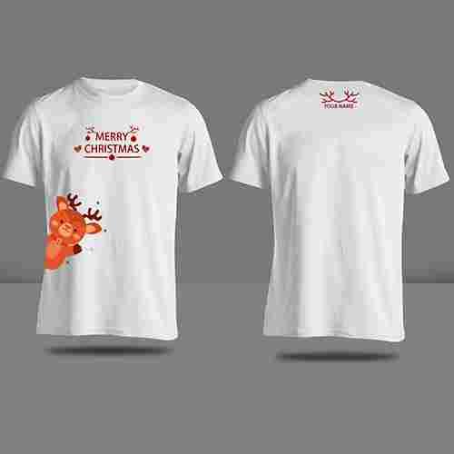 T-Shirt Merry Christmas #05 ( S, M, L ) 2 Side