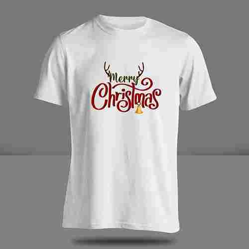 T-Shirt Merry Christmas #03 ( S, M, L ) 1 Side