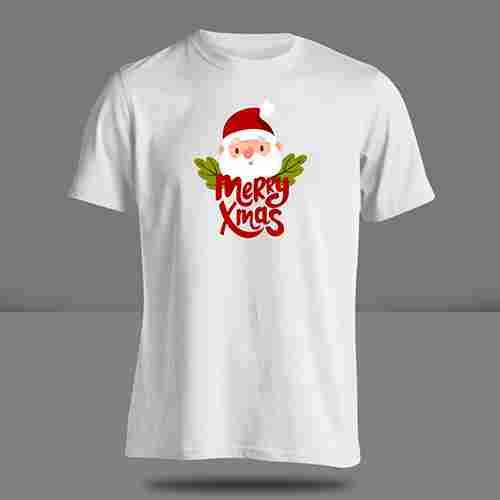 T-Shirt Merry Christmas #01 ( S, M, L ) 1 Side