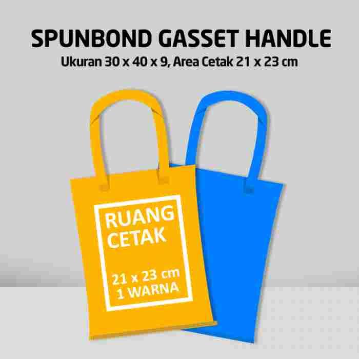Custom Spunbond (30 x 40 cm)