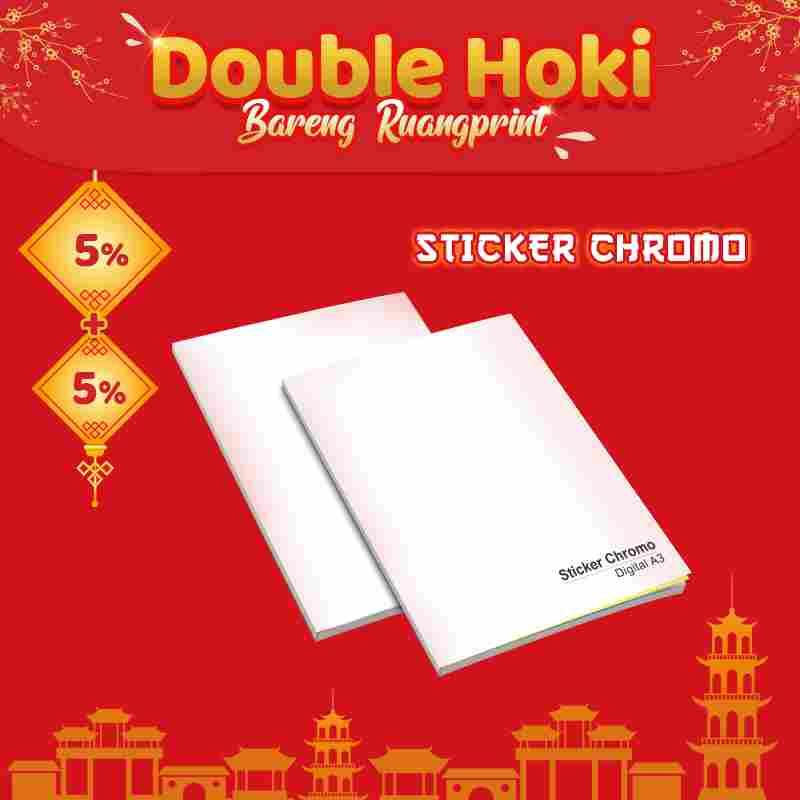 Sticker Chromo