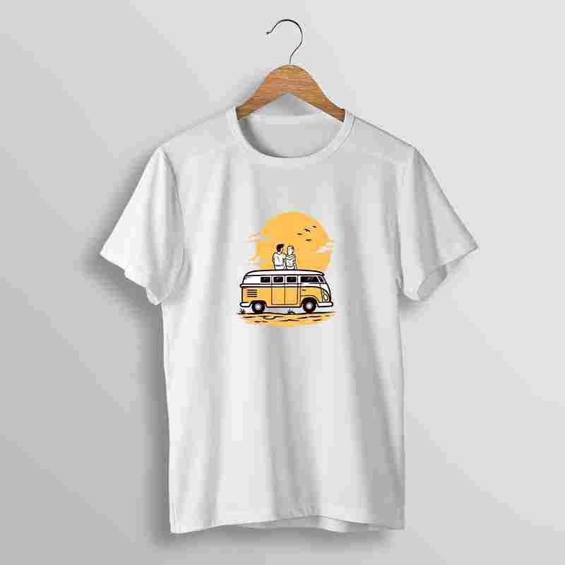 T-shirt Romantic Couple