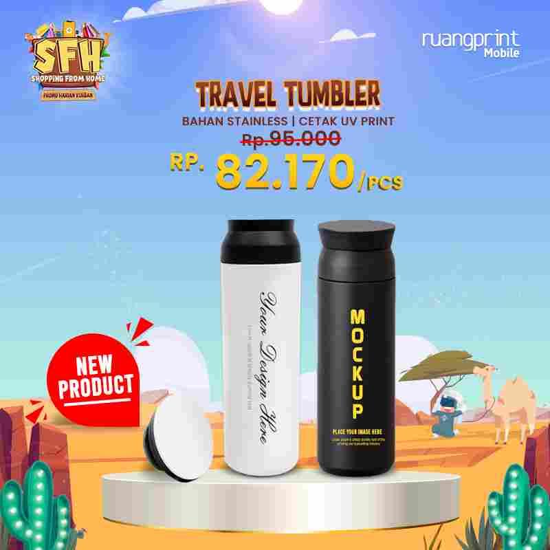 Travel Tumbler chanel