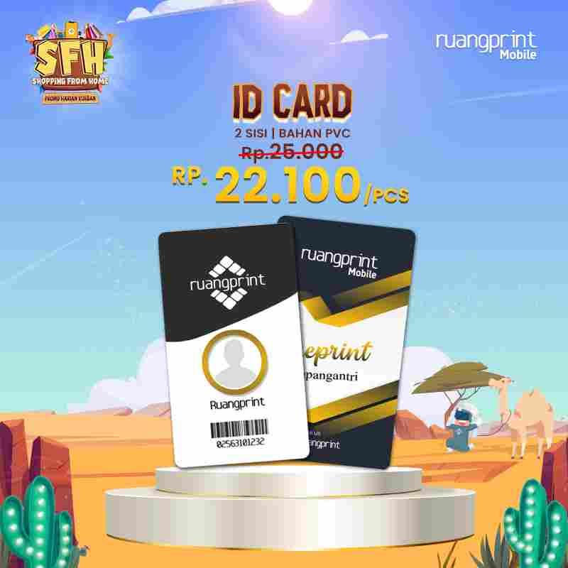 PAKET ID Card (2 Side)
