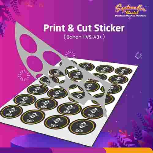 Print & Cut Sticker HVS